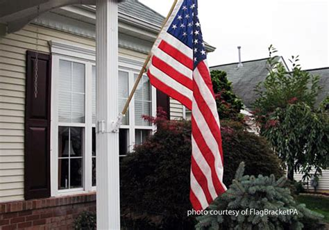 Flag House by Innovative Banner Flag Brackets