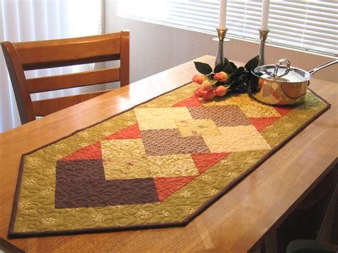 free pattern table runner table runner napkin ring pattern denise clason studios