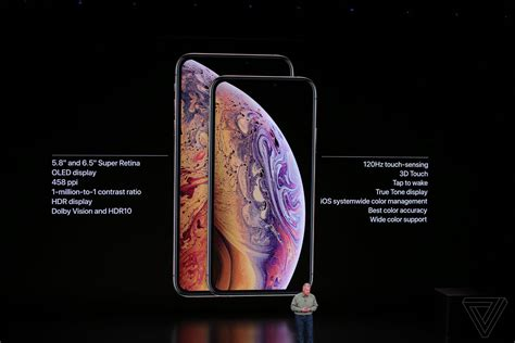iphone xs and iphone xs max formally unveiled each characteristic apple s new a12 bionic chip