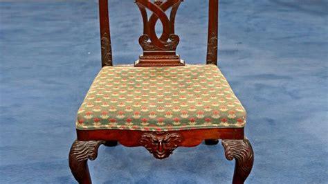 irish george ii side chair ca antiques roadshow pbs