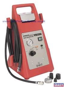 Dependable Brake Systems Inc Hydraulic Brake Clutch Bleeding System 230v