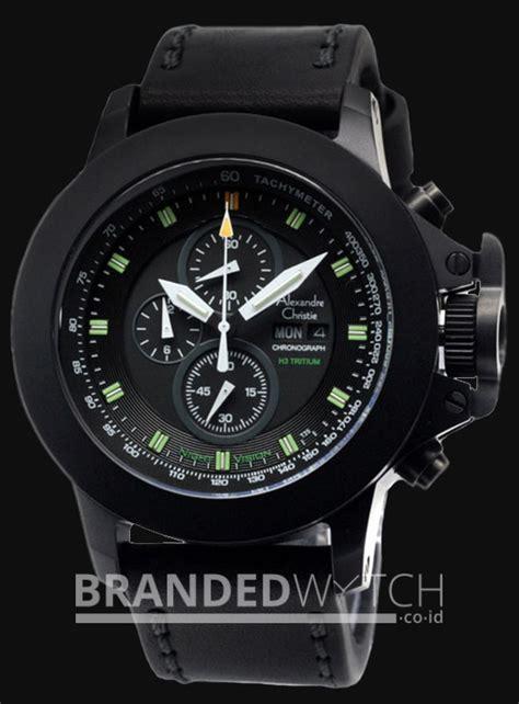 Jam Tangan Alexandre Christie Ac 6455 Fullblack Green alexandre christie 9207 nmc black green vision brandedwatch co id