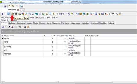 Oracle Alter Table Change Column Oracle Alter Table Change Column Alter Table Alter Column Oracle How To Add Column In Oracle