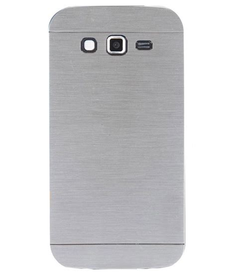 Samsung J2 Motomo 3d Metal Cover motomo metal back cover for samsung galaxy j7 sm j700f silver plain back covers at