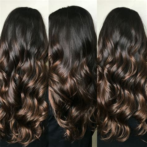 indian hairstyles highlights pin by dawn georgette on things i want pinterest hair