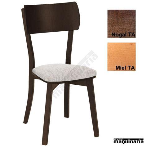 silla hosteler 237 a madera tapizada 1t274ta