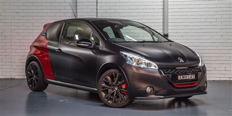 persho cars 2015 peugeot 208 gti 30th anniversary edition review