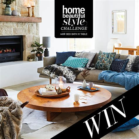 The Living Room Competition by Bed Bath N Table Ultimate Winter Living Room