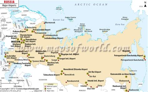russia map airports russia airports map maps europe