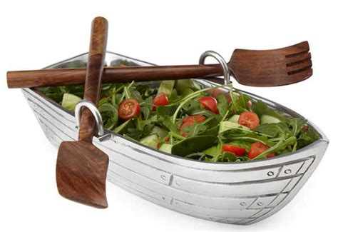 row your boat may d row row row your salad boat
