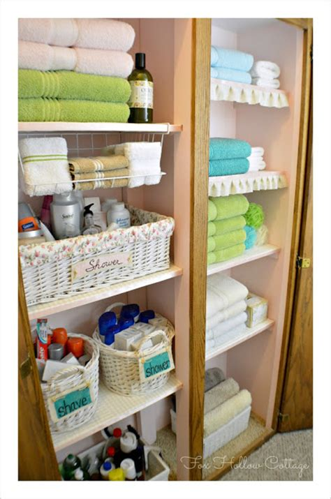 Diy Linen Closet by Project Linen Closet Reveal Pretty And Organized Fox