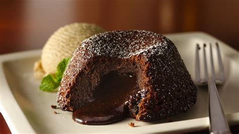 molten chocolate espresso cakes recipe tablespooncom