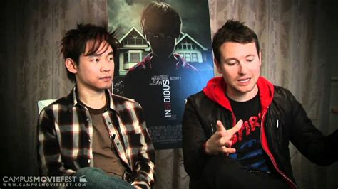 james wan and leigh whannell james wan leigh whannell pure horror youtube