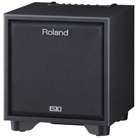 Monitor Roland roland cm 110 instrument monitor nearly new at gear4music