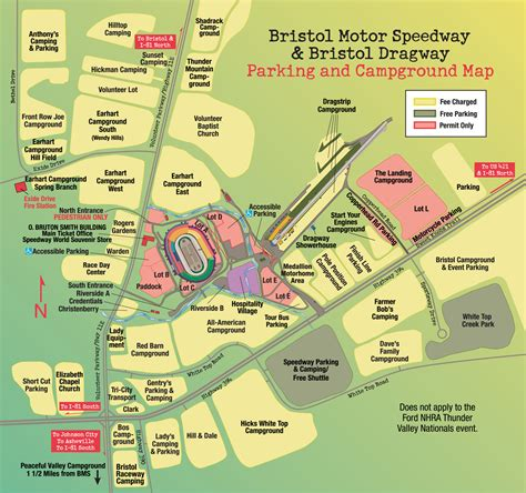 bristol motor speedway dimensions again as for parking at bms just my 2 cents virginia