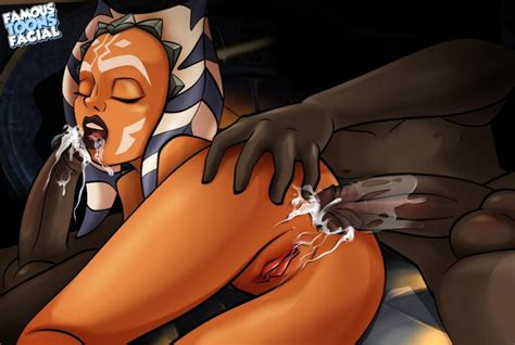 Ahsoka Tano Ass Beautiful Naked