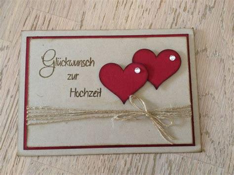Hochzeitskarte Basteln by 12 Best Karten Zur Hochzeit Images On Cards