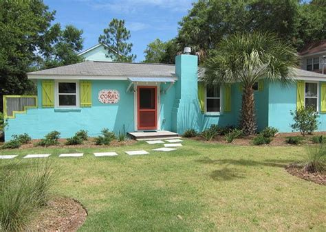 Tybee Cottages by Coral Cottage Tybee Cottages Two Bedroom Tybee Island