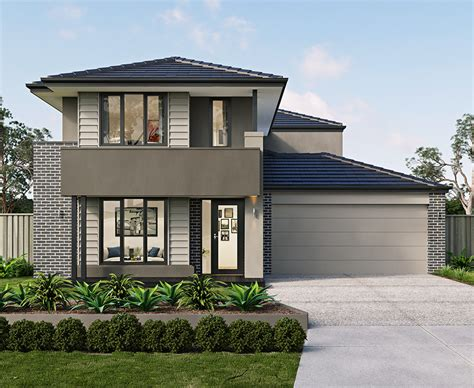 acreage home designs for modern country living with metricon