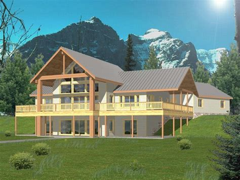 hillside home plans plan 012h 0047 find unique house plans home plans and