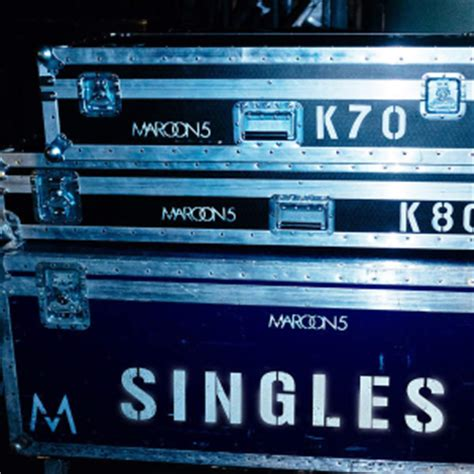 s for singles singles maroon 5 album