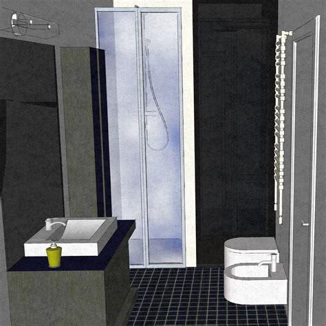 fare l nella doccia dal bagno lungo e stretto ricavarne due cose di casa