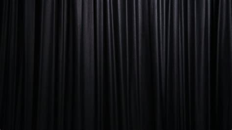 Black Curtain Wallpaper 17296