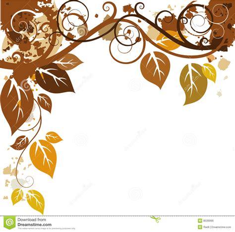 clipart autunno disegno di autunno illustrazione vettoriale illustrazione