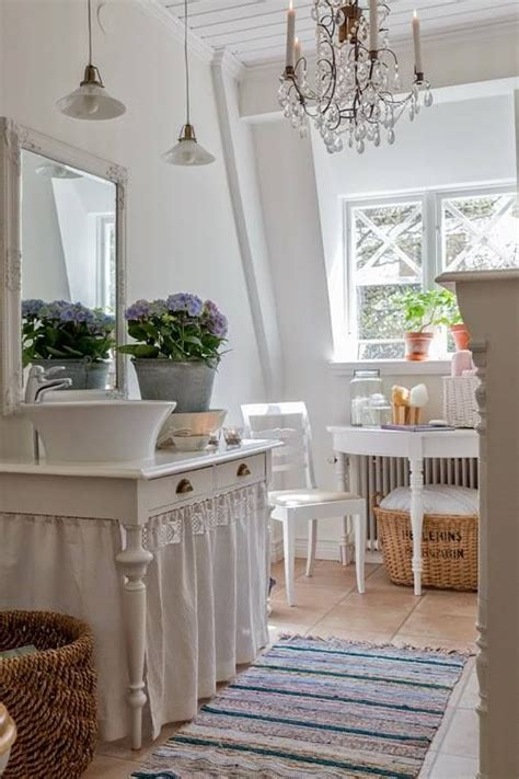 Shabby Chic Bathroom Design by 28 Lovely And Inspiring Shabby Chic Bathroom D 233 Cor Ideas