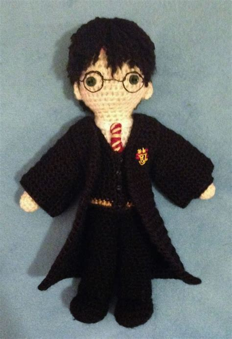 amigurumi harry potter amigurumi harry potter my amigurumi