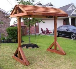 frame porch swing stand plans home design ideas cochise vacation plan house and more