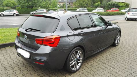 Bmw 1er 2017 Mineralgrau Metallic by 1er Foto Collection 2 Generation Lci Seite 34