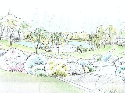 disegno giardino garden design