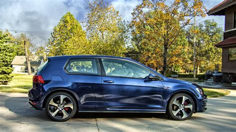 volkswagen gti night blue image gallery 2016 gti blue