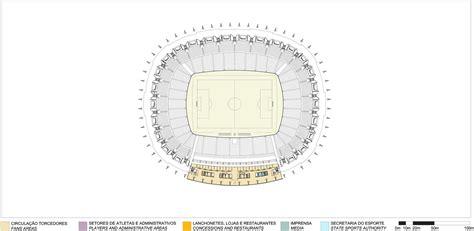 Plan Floor Galeria De Arena Castel 227 O Vigliecca Amp Associados 46