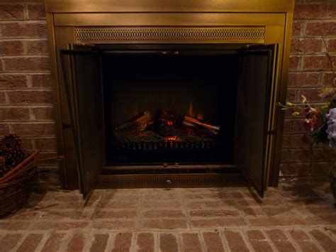 electric fireplace log insert electric fireplace log insert gallery