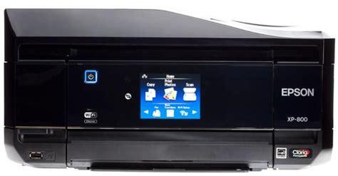 Printer Epson Xp 800 epson expression premium xp 800 small in one printer slide 3 slideshow from pcmag