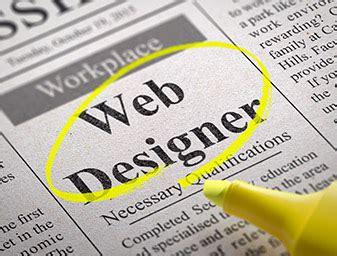 concept design job requirements web developer job description