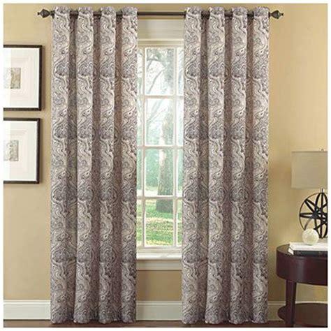 ellery curtains ellery homestyles grommet printed room darkening panel
