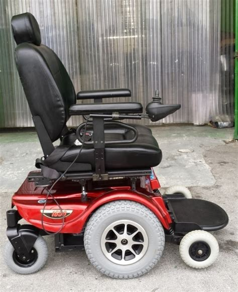 Quantum Power Chair by Pride Mobility Quantum Jazzy 1650 Power Chair