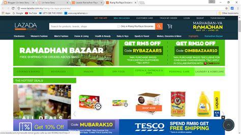 Sweepstake Blogs - lazada ramadhan raya blogger contest lin liena story