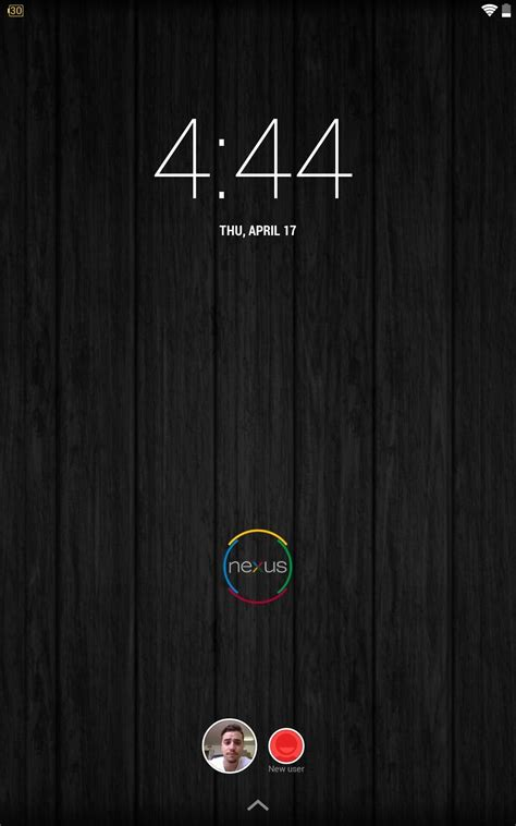 swipe velocity tab pattern unlock done by flashing gsm forum trick out your nexus 7 s lock screen with a custom