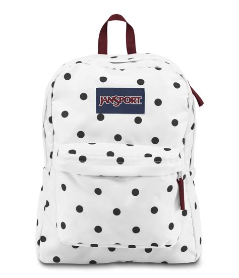 Ranse Mini Big Polka by Jansport Big Student Backpack Dots