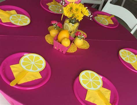 Lemonade For Baby Shower by Pink Lemonade Baby Shower Quot Jlaiya S Pink Lemonade Baby