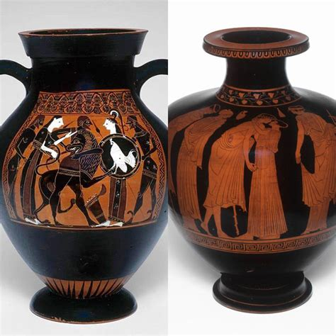 Vase Painting Styles by Ancient Podcast By Lucas Livingston Free