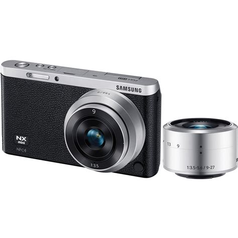 Kamera Digital Samsung Nx Mini samsung nx mini mirrorless digital ev nxf1zzb4ius b h