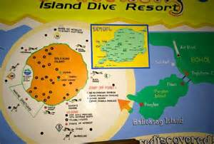 mikes resort dive map с виду уютные домики picture of balicasag island dive resort balicasag island tripadvisor