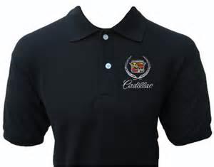Cadillac Polo Shirt Cadillac Polo Shirt For Sale