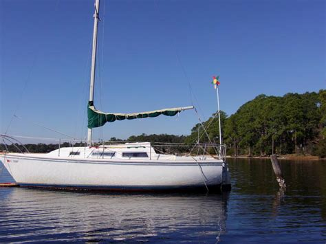 best swing keel sailboat 1986 catalina 25 pop up shallow draft with swing keel