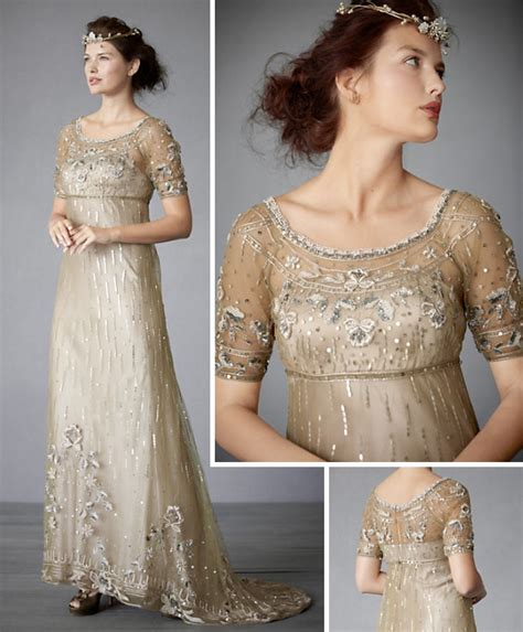 bhldn vintage inspired wedding dresses gowns bhldn s winter wedding gown collection